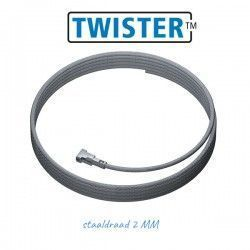 Cable TWISTER acero