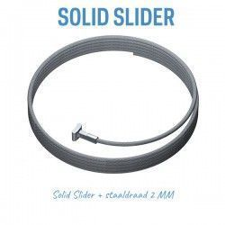 Cable SOLID SLIDER acero